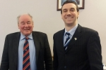 Cllrs Jamie McGrigor & Alastair Redman